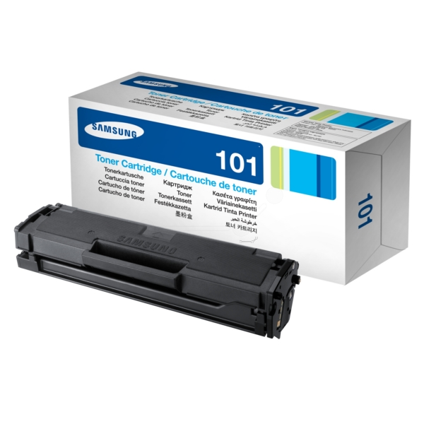Original Samsung MLTD101XELS / 101X Toner schwarz