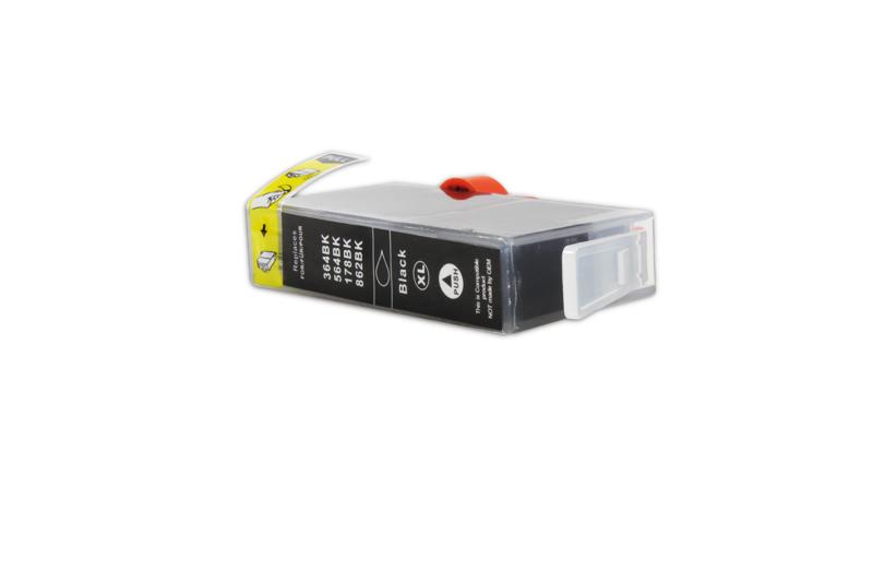 HP 364XL / CN 684 EE Tintenpatrone schwarz kompatibel 364XL / CN684EE