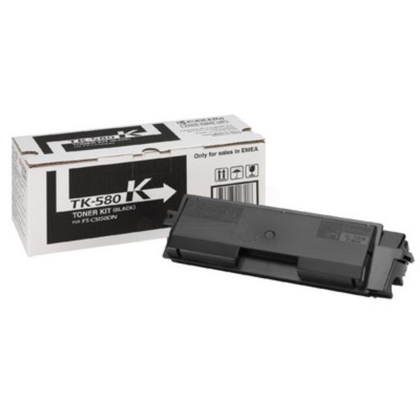 Original Kyocera 1T02KT0NL0 / TK580K Toner schwarz