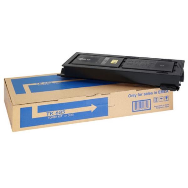 Original Kyocera 1T02K50NL0 / TK685 Toner schwarz