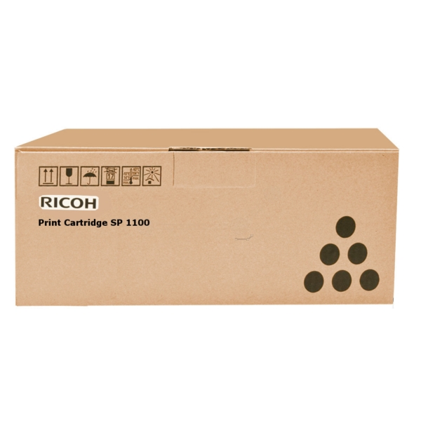 Original Ricoh 406572 / TYPESP1100 Toner schwarz