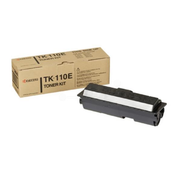 Original Kyocera 1T02FV0DE1 / TK110E Toner schwarz
