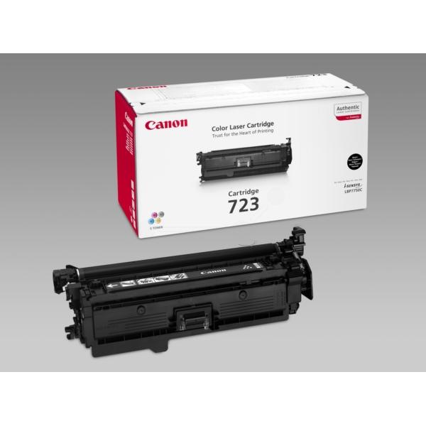 Original Canon 2644B002 / 723BK Toner schwarz