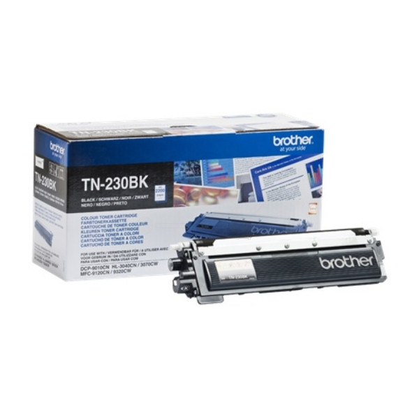 Original Brother TN230BK Toner schwarz