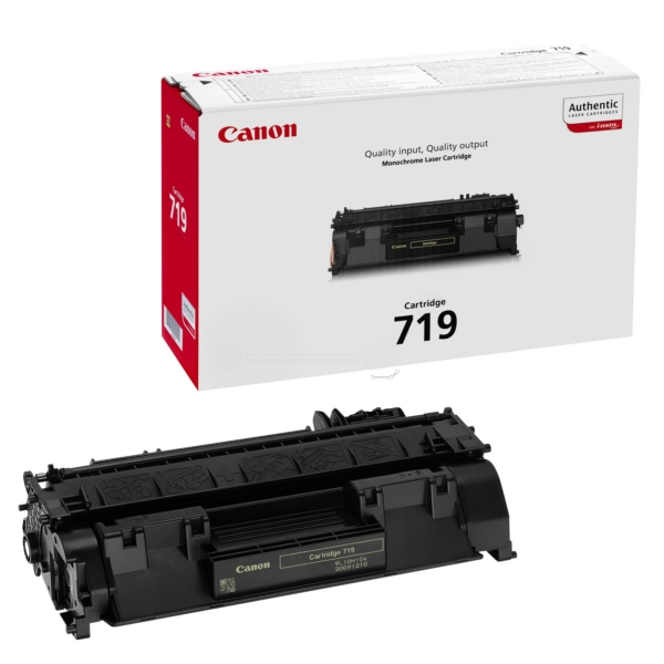 Original Canon 3479B002 / 719 Toner schwarz
