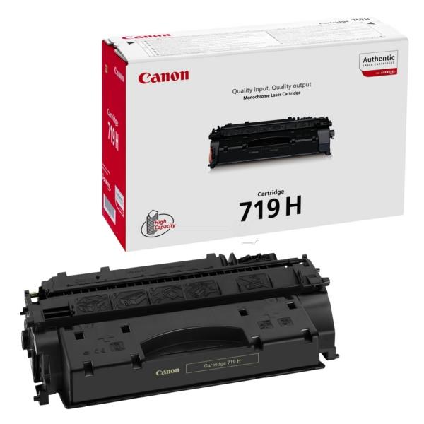 Original Canon 3480B002 / 719H Toner black