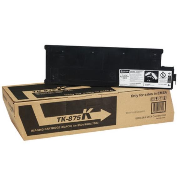 Original Kyocera 1T05JN0NL0 / TK875K Toner schwarz