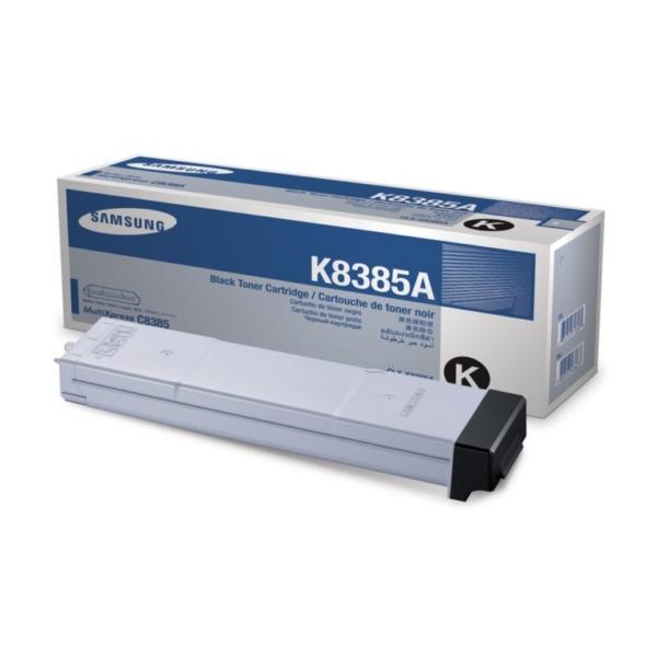 Original Samsung CLXK8385AELS / K8385A Toner schwarz