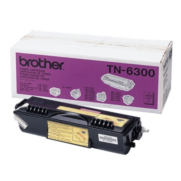 Original Brother TN6300 Toner schwarz