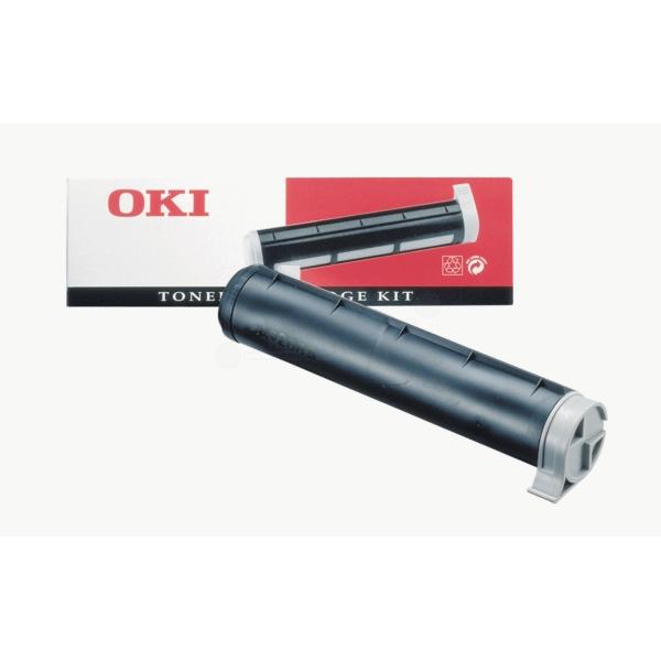 Original OKI 09002390 Toner schwarz