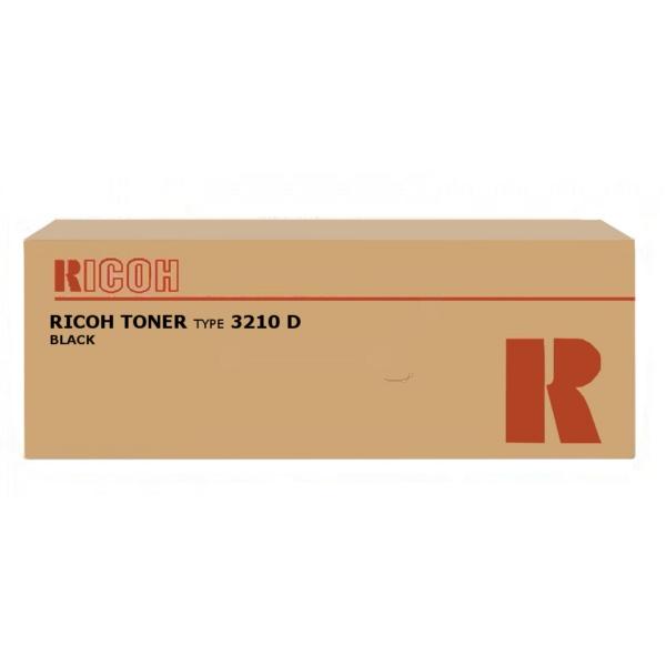 Original Ricoh 888182 / TYPE3210D Toner schwarz