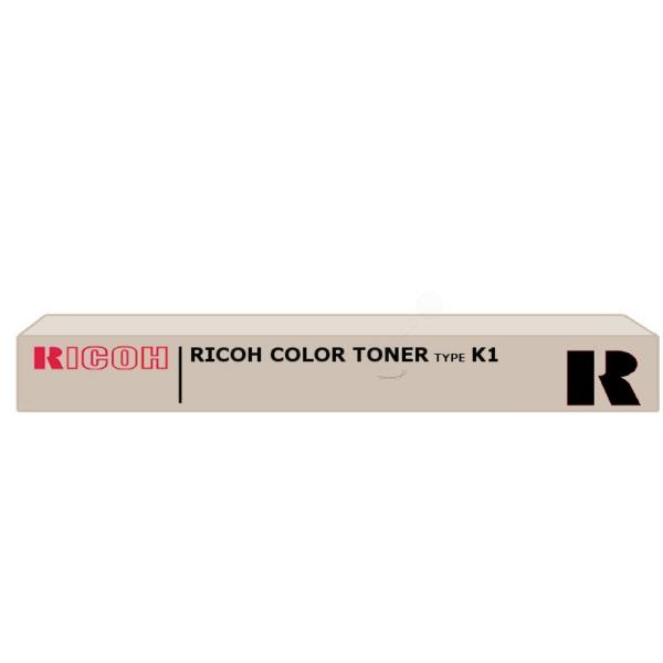 Original Ricoh 887914 / TYPEK1 Toner schwarz