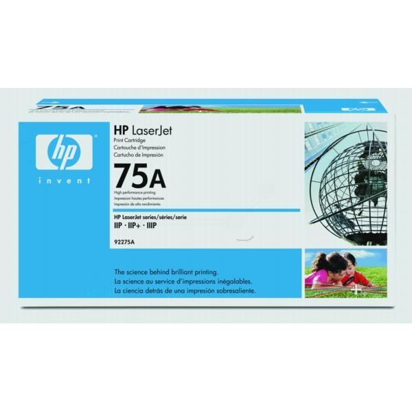 Original HP 92275A Toner schwarz