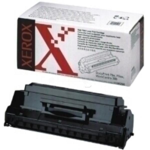 Original Xerox 113R00296 Toner schwarz