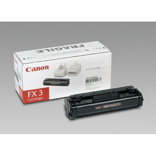 Original Canon 1557A003 / FX3 Toner schwarz