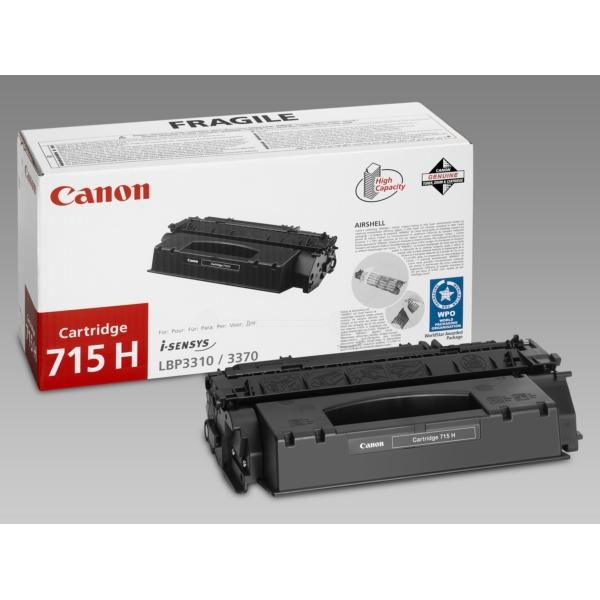 Original Canon 1976B002 / 715H Toner schwarz