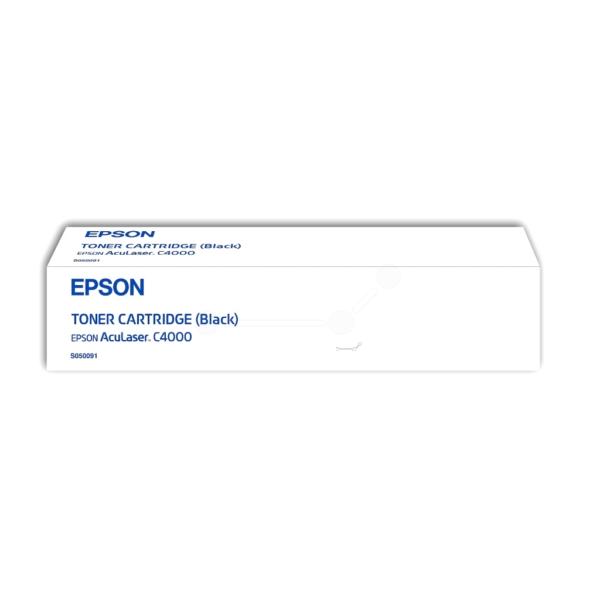 Original Epson C13S050091 / S050091 Toner schwarz