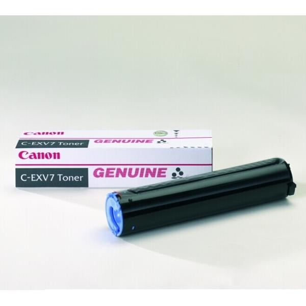 Original Canon 7814A002 / CEXV7 Toner schwarz