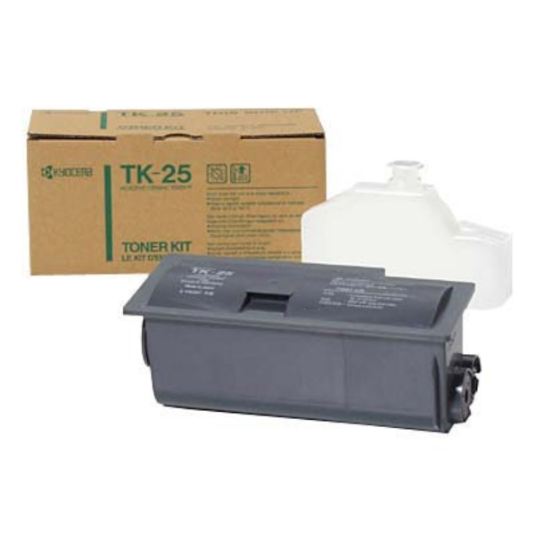Original Kyocera 37027025 / TK25 Toner schwarz