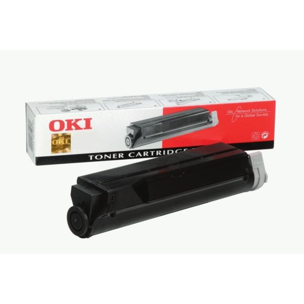 Original OKI 40433203 Toner schwarz