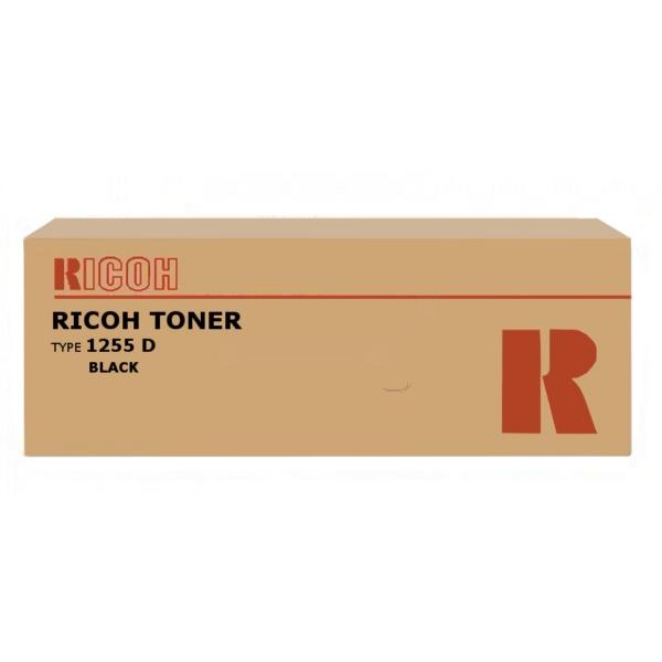 Original Ricoh 411073 / TYPE1255D Toner schwarz