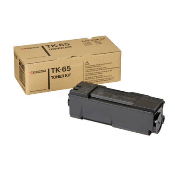 Original Kyocera 370QD0KX / TK65 Toner schwarz