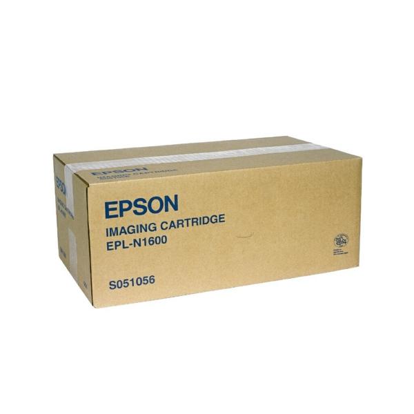 Original Epson C13S051056 / S051056 Toner schwarz