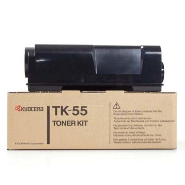 Original Kyocera 370QC0KX / TK55 Toner schwarz