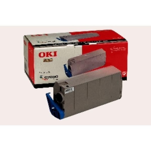 Original OKI 41304212 Toner schwarz