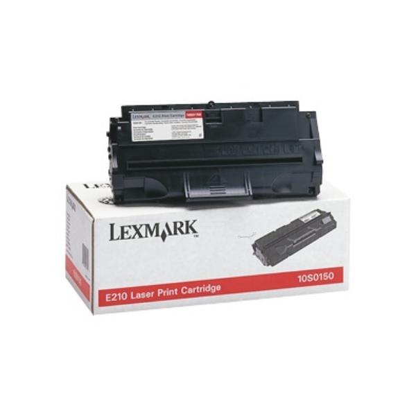 Origineel Lexmark 10S0150 Toner zwart