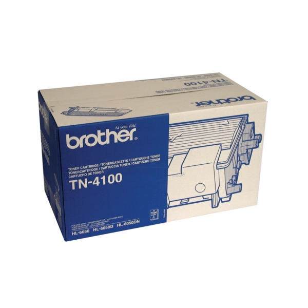 Original Brother TN4100 Toner schwarz