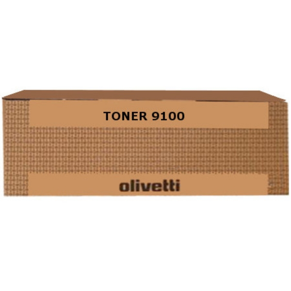 Original Olivetti B0413 Toner schwarz