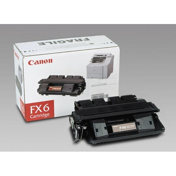 Original Canon 1559A003 / FX6 Toner schwarz