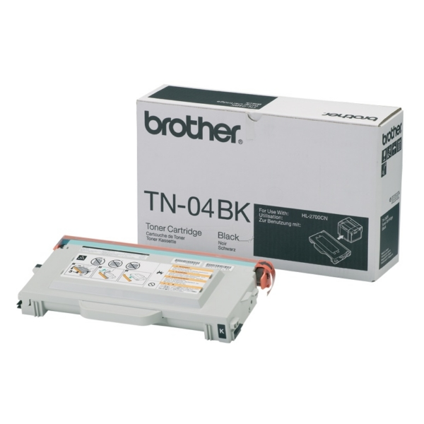 Original Brother TN04BK Toner schwarz