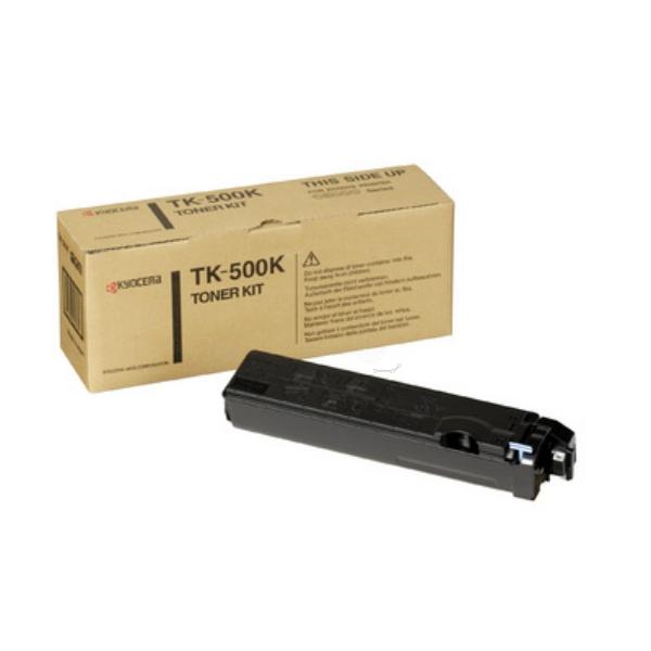 Original Kyocera 370PD0KW / TK500K Toner schwarz