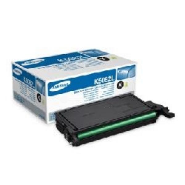Original Samsung CLTK5082LELS / K5082L Toner schwarz