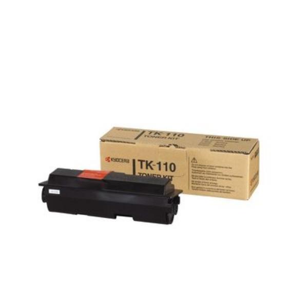 Original Kyocera 1T02FV0DE0 / TK110 Toner schwarz