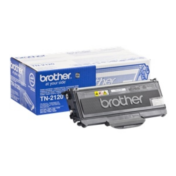 Original Brother TN2120 Toner black