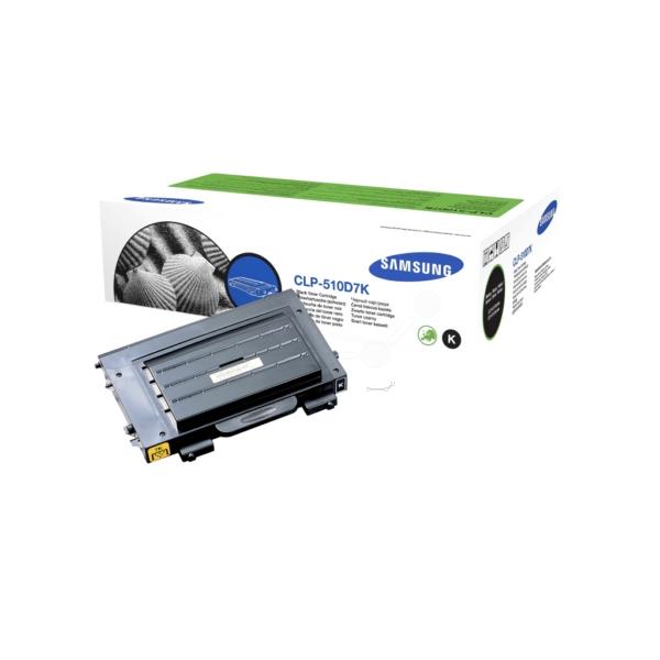 Original Samsung CLP510D7KELS Toner schwarz