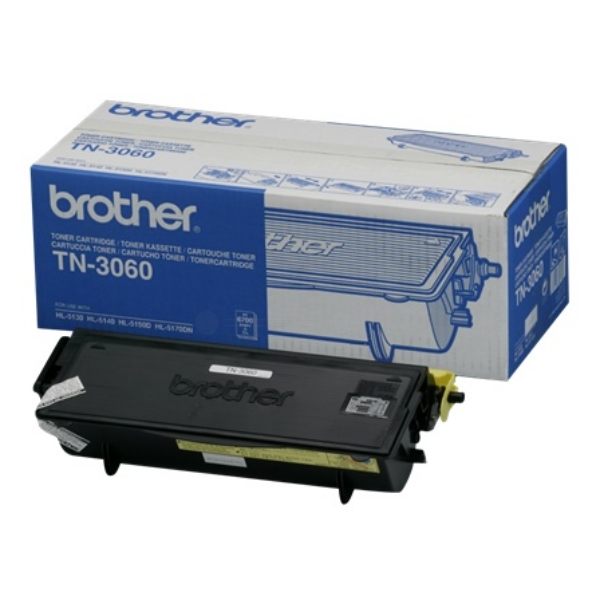 Original Brother TN3060 Toner black
