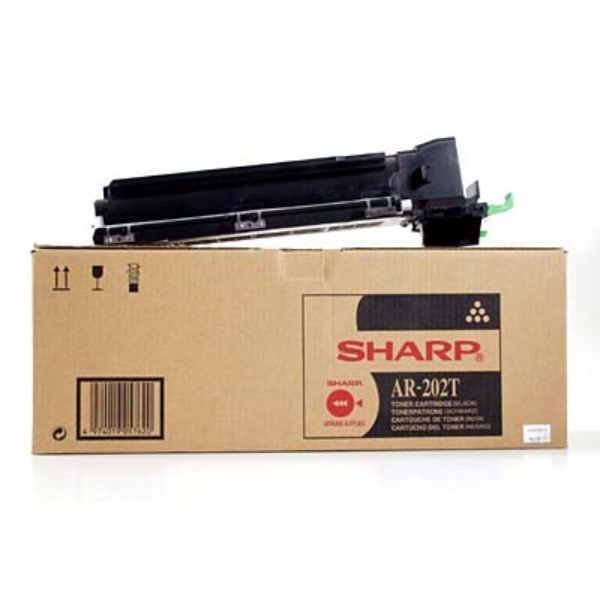Original Sharp AR202T Toner noir