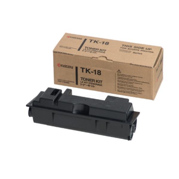 Original Kyocera 1T02FM0EU0 / TK18 Toner noir