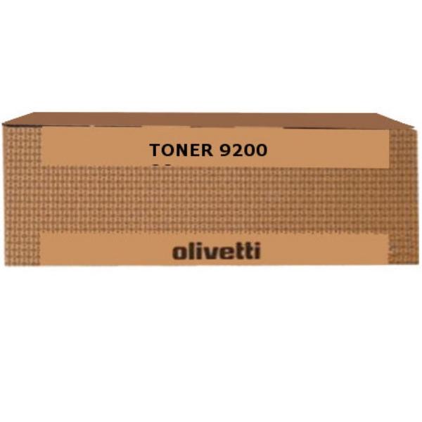 Original Olivetti B0415 Toner schwarz