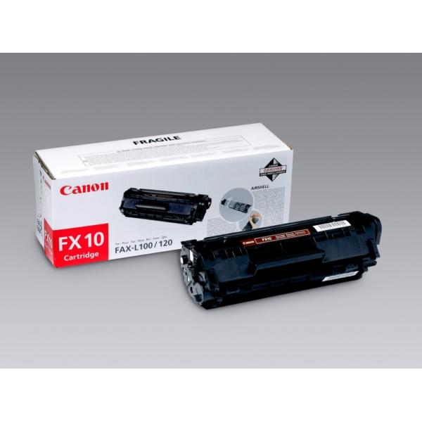 Original Canon 0263B002 / FX10 Toner schwarz