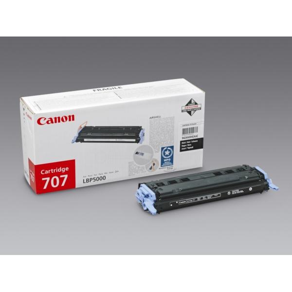 Original Canon 9424A004 / 707BK Toner schwarz