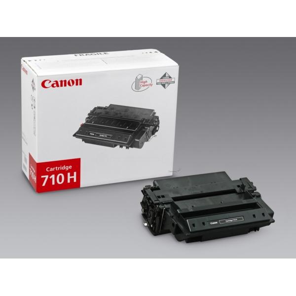 Original Canon 0986B001 / 710H Toner schwarz