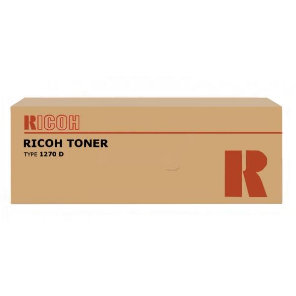 Original Ricoh 842024 / TYPE1270D Toner schwarz