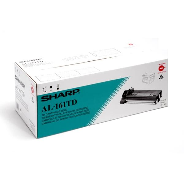 Original Sharp AL161TD Toner schwarz