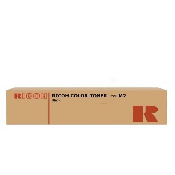 Original Ricoh 885321 / TYPEM2BK Toner schwarz