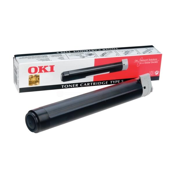 Original OKI 40815604 Toner schwarz